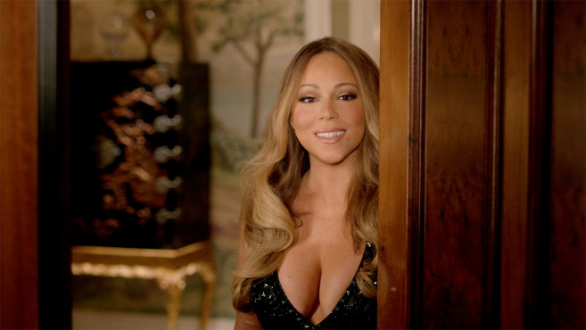 Mariah Carey top
